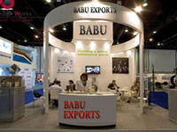 babu exports strut support systems india