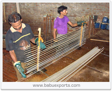 threaded rods thread bars manufacturers exporters in india