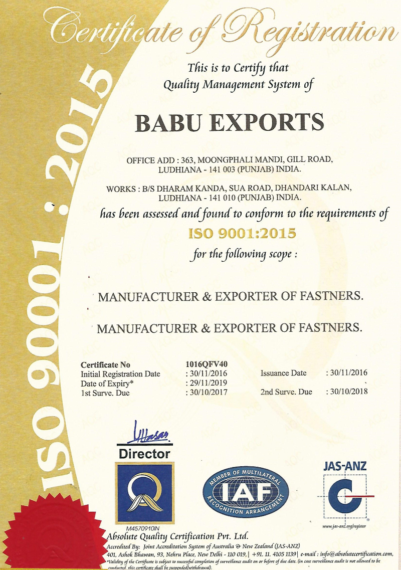 babu exports - strut support systems channel fittings brackets framing accessories manufacturers exporters in india