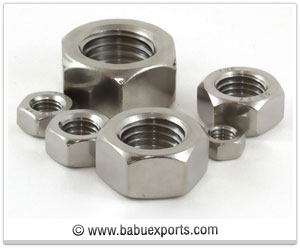 Heavy Hex Nuts fasteners manufacturers exporters india