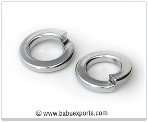 Spring Lock Washers manufacturers exporters india