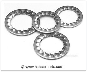 Lock Washers manufacturers exporters india